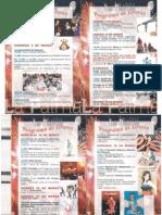 Programa Fiestas La Palma 2012