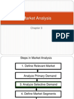 Lecture 3 Market Analysis Chapter 3