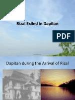 Rizal Exiled in Dapitan
