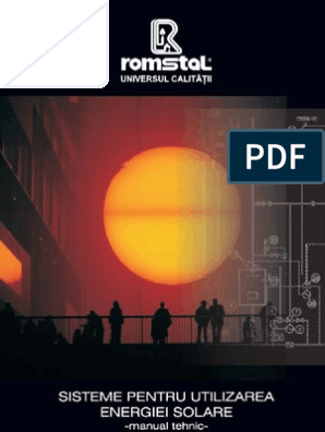romstal solar 24s manual
