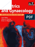 Obstetrics and Gynecology-An Illustrated Colour Text