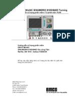 Sinumerik840D Turn VIETNAM Full 264 Pages