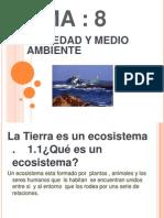 Tema 8 La Sociedad y El Medio Ambiente