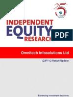 Omnitech Info Solutions Ltd