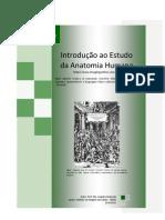 Introdução ao estudo da Anatomia Humana - Prof. Me. Leandro Nobeschi