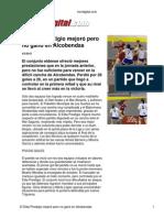 Cronica Partido 19 Jornada Alcobendas Elda Prestigio Vivirdigital