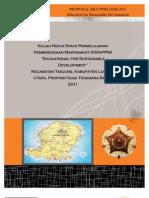 Proposal Kemitraan KKN Lombok Utara