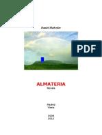 ALMATERIA Novela
