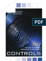 Information Security Manual 2012 Controls