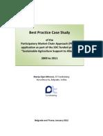 Best Practice Case Study SASA PMCA