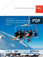 QRC Snow Sports Booklet