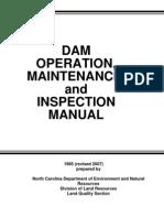 Dam Safety Manual Rev 20061003