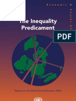 UN Report 2005 Patterns of Inequality