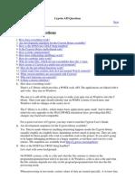 Cygwin API Questions