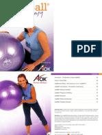 Swissball Exercise