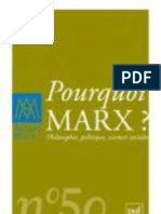 78719085 Actuel Marx 50 Porquoi Marx