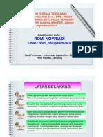 Aplikasi Temulawak Pada Pakan Ikan-romi Novriadi BBL Batam)