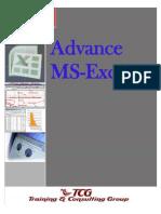 79002832 MS Excel Material PDF