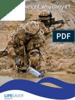 Lifesaver Military 2011