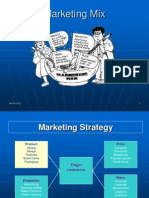 Marketing Mix Product Final