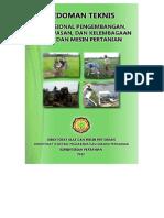 2.1. Pedoman Teknis Pengawasan Alsintan Ta. 2012