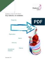 Diabetes in the UK 2011 12