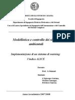 relazione Sistemi Ambientali