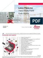 FlexLine_QuickGuide_es