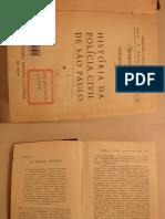1955. VIEIRA. Historia Da Policia