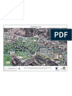 South Bank Trail Map - Big Sur, California