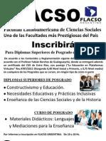 FLACSO 2012
