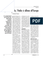 Agenda Digitale, l'Italia si allinea all'Europa Ilsole24ore GEL 25 febbraio 2012