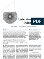 Understanding Dying Process