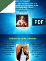 Oraciones a Jesus I