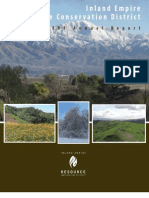 2008-2009 Annual Report, Inland Empire Natural Resources Conservation