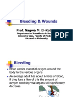Bleeding & Wounds