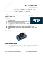 Hoja de Datos 28380 - Color PAL