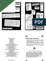 Plaisirs de Femmes Brochure