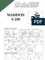 Cr Madison s 250-1