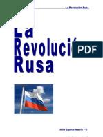 JULIA ESPINAR-LAREVOLUCIÓN RUSA