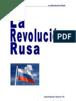 jULIA ESPINAR-LA REVOLUCIÓN RUSA