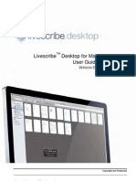 Live Scribe Desktop User Manual