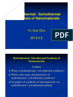 100408 No.04-Hydrothermal Synthesis of Nanomaterials-GUO(1)