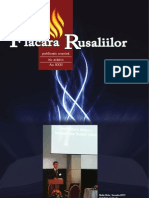 Flacara Rusaliilor 4-2011