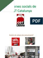 Xarxes Socials i Enes Cgt Catalunya