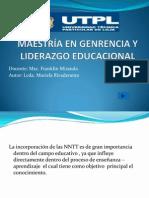 Presentación Power Point Pregunta 4 Incorporación de Las NNTT en El Entorno de La Comunicación