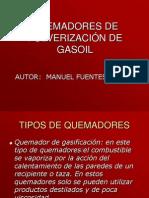 QUEMADORES GASOIL