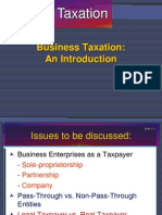 Sessions 05_Business Taxation_An Introduction
