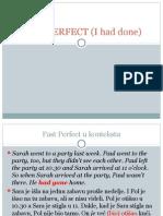 Engleski jezik 3 - predavanje 9