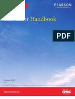 PTEA Test Taker Handbook En